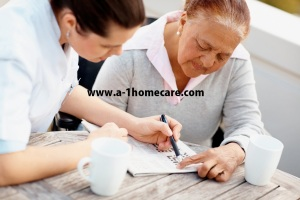a-1 home care elder care burbank